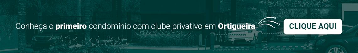 Conheça o primeiro condomínio com clube privativo em Ortigueira