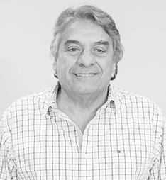 Foto do Pedro Lopes, engenheiro civil e sócio fundador da LPR - loteadora em Londrina