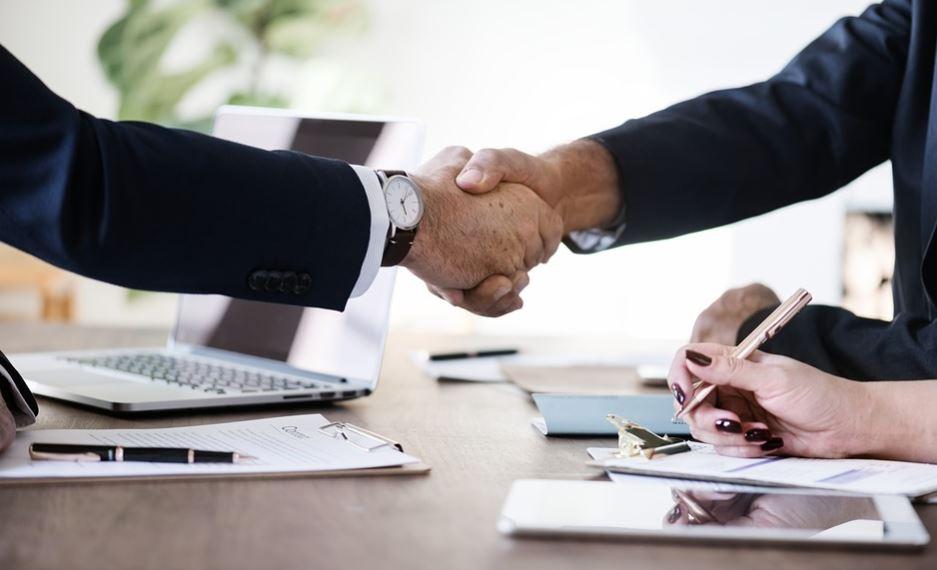 Ilustração sobre Registro da matrícula do imóvel e Contrato de compra e venda