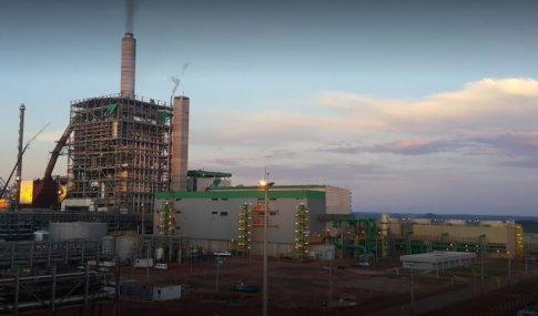Imagem da fábrica Puma em Ortigueira